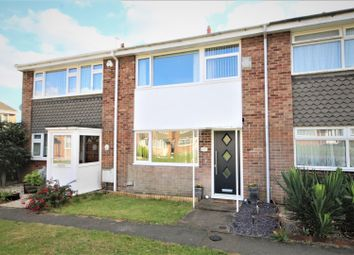 Thumbnail 3 bed town house for sale in Oversetts Court, Newhall, Swadlincote