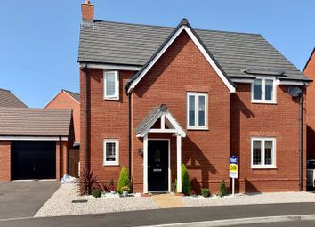Thumbnail 4 bed detached house for sale in Blackcap Drive, Holmer, Hereford