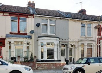 Thumbnail 3 bed terraced house for sale in Bosham Road, Copnor, Portsmouth