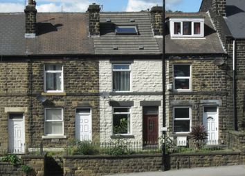 Thumbnail 3 bed terraced house to rent in Halifax Road, Sheffield
