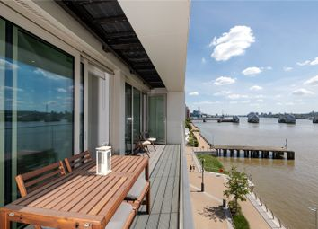 Thumbnail 2 bed flat for sale in Liner House, Royal Wharf