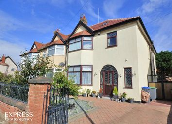 Thumbnail 4 bed end terrace house for sale in Carlin Gate, Blackpool, Lancashire
