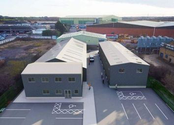 Thumbnail Light industrial for sale in Rotherhill Business Park, Thorpe Road, Melton Mowbray