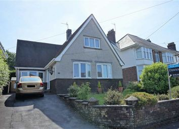 Thumbnail 3 bed detached house for sale in Pentre Road, Swansea