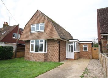 Thumbnail 3 bed detached house for sale in Potmans Lane, Bexhill-On-Sea