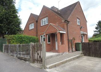 Thumbnail 3 bed semi-detached house to rent in Drayton Street, Winchester