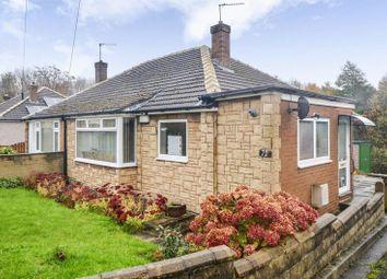 Thumbnail 2 bedroom semi-detached house for sale in Ochrewell Avenue, Bradley, Huddersfield