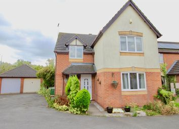 Thumbnail 4 bed detached house to rent in Houghton Avenue, Park Farm, Peterborough
