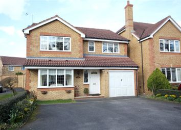 Thumbnail 4 bed detached house for sale in Boshers Gardens, Egham, Surrey