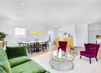 Thumbnail 3 bed flat for sale in Courtfield Road, London