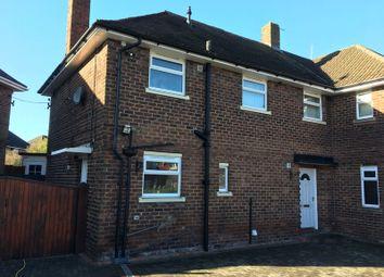 Thumbnail 3 bedroom semi-detached house for sale in Woodshutts Street, Talke, Stoke On Trent, Staffordshire