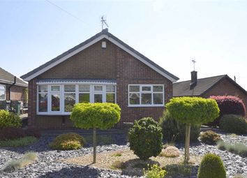 Thumbnail 2 bedroom detached bungalow for sale in Butterfield Crescent, Swanwick, Alfreton