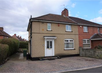 Thumbnail 3 bed semi-detached house for sale in Broadbury Road, Knowle