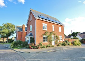 Thumbnail 5 bed town house for sale in Nazecliff Gardens, Walton On The Naze