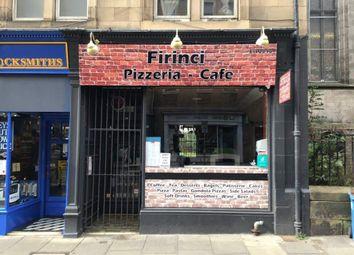 Thumbnail Restaurant/cafe for sale in Nicolson Street, Edinburgh