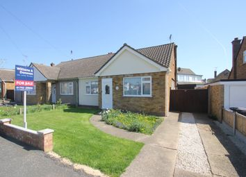 Thumbnail 3 bed semi-detached bungalow for sale in Harewood Avenue, Ashingdon, Rochford