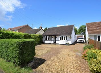 Thumbnail 4 bed detached bungalow for sale in Overstone Road, Sywell, Northampton