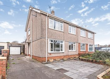 Thumbnail 3 bed semi-detached house for sale in Ty Glas Avenue, Llanishen, Cardiff