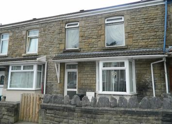 Thumbnail 3 bed terraced house for sale in Manselton Road, Manselton, Swansea