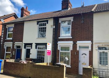 Thumbnail 2 bedroom terraced house for sale in Stanley Avenue, Ipswich
