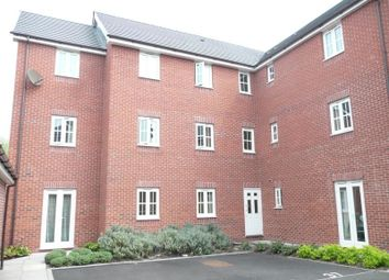 Thumbnail 2 bed flat to rent in Hendeley Court, Burton-On-Trent