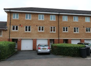 Thumbnail 3 bed town house for sale in Saltash Road, Swindon, Wiltshire