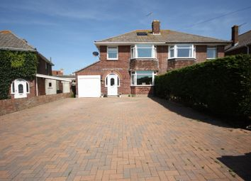 Thumbnail 4 bedroom semi-detached house for sale in St. Helens Road, Weymouth