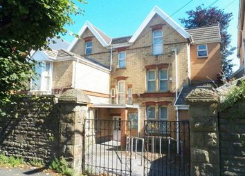 Thumbnail 8 bed detached house for sale in Eaton Crescent, Swansea