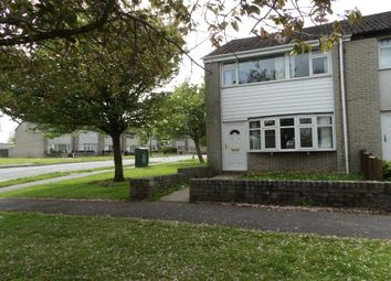 Thumbnail 3 bed terraced house to rent in Bradbury Road, Winsford