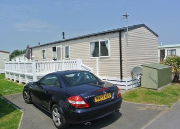 Thumbnail 2 bed mobile/park home for sale in Martello Beach Holiday Park, Pevensey Bay