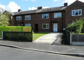 Thumbnail 4 bed terraced house for sale in Beech Ave, Culcheth, Warrington