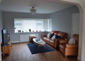 Thumbnail 3 bed shared accommodation to rent in Priory Crescent, Wembley, Middlesex