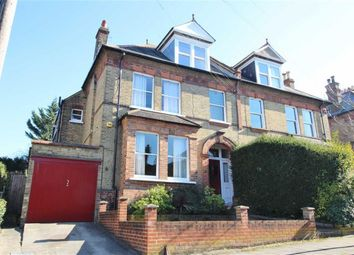 Thumbnail 5 bed semi-detached house for sale in Manor Grove, Beckenham
