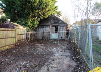Thumbnail Land for sale in Windsor Drive, East Barnet