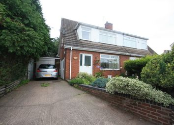 Thumbnail 2 bed semi-detached house to rent in 43 New Road, Anderton, Northwich, Cheshire
