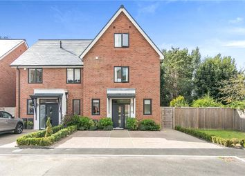 Thumbnail 4 bed semi-detached house for sale in Alan Phillips Way, Sudbury, Suffolk