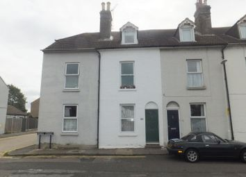 Thumbnail 3 bed terraced house to rent in Essex Street, Whitstable
