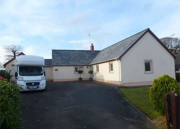 Thumbnail 3 bed detached bungalow for sale in 6 Rhodfa Deg, Penybryn, Cardigan, Pembrokeshire
