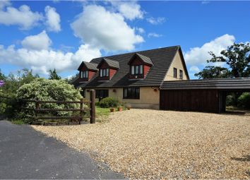 Thumbnail 5 bed detached house for sale in Carway, Kidwelly