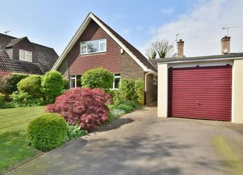 Thumbnail 4 bed detached house for sale in Hatchgate, Horley, Surrey
