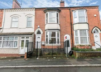 Thumbnail 3 bed terraced house for sale in Westminster Road, Handsworth, Birmingham, West Midlands