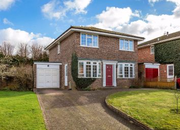Thumbnail 4 bed detached house for sale in Sapte Close, Cranleigh