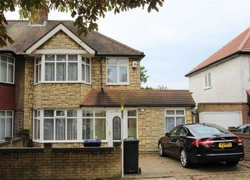 Thumbnail 4 bedroom end terrace house to rent in Whitton Avenue East, Greenford, Middx