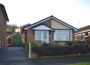 Thumbnail 2 bed detached bungalow for sale in Park Road, Silverdale, Newcastle-Under-Lyme
