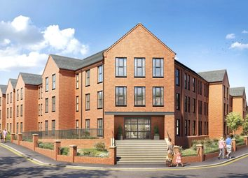 Thumbnail 2 bed flat for sale in Clive Road, Redditch, Worcestershire