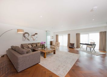 Thumbnail 3 bed flat to rent in Capital Building, 8 New Union Square, Embassy Gardens, Vauxhall