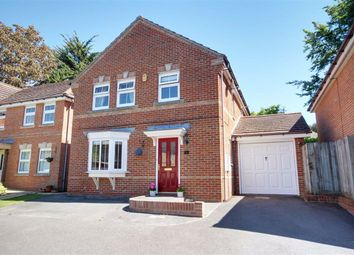 Thumbnail 4 bed detached house for sale in Valley Gardens, Findon Valley, Worthing, West Sussex