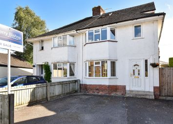 Thumbnail 4 bed semi-detached house for sale in Church Street, Charlton Kings, Cheltenham