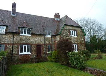 Thumbnail 4 bed semi-detached house to rent in Alexanders Cottages, Alexander Lane, Privett, Alton
