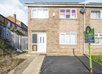 Thumbnail 3 bed terraced house for sale in Potters Gate, High Green, Sheffield